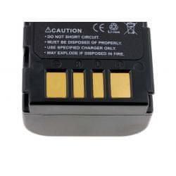 POWERY Akumulátor JVC GR-DF590 710mAh