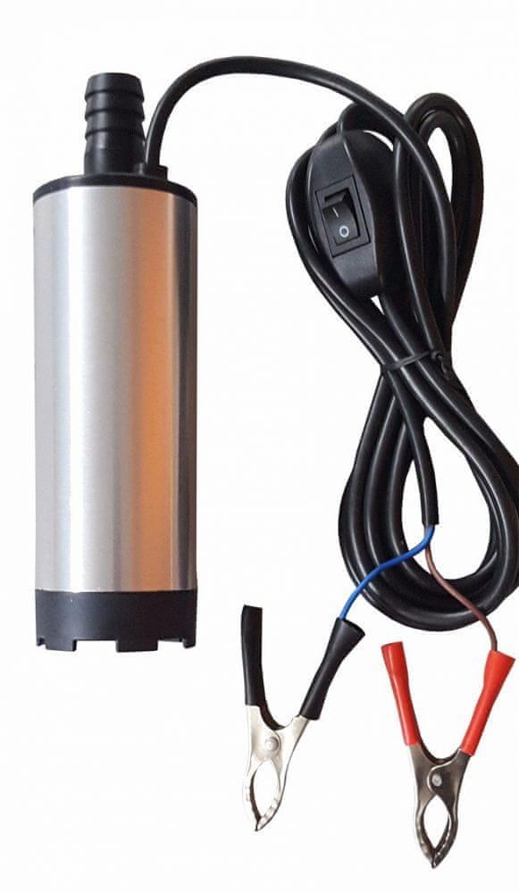 MAR-POL Mini čerpadlo na naftu 24V, 15l/min MAR-POL M79939