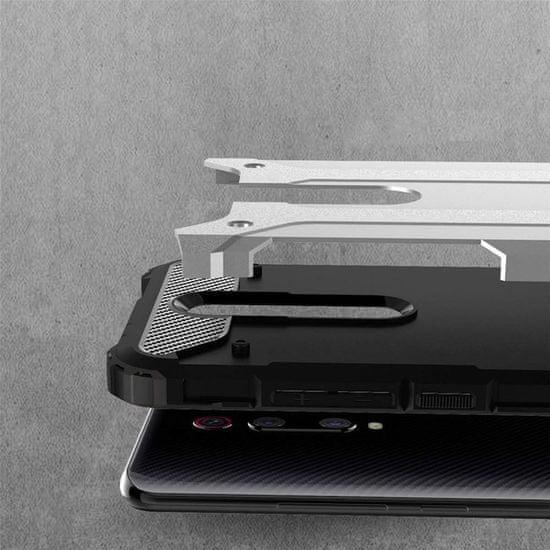 MG Hybrid Armor plastika ovitek za Xiaomi Mi 9T / Mi 9T Pro, črna