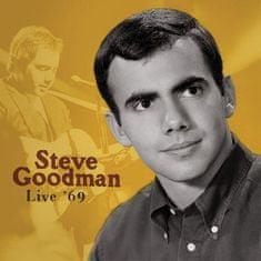 Goodman Steve: Live '69 - CD