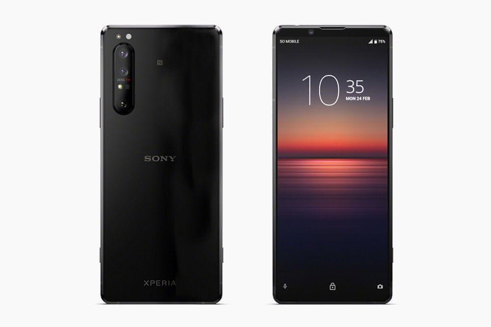Sony Xperia 1 II, 8GB/256GB, Black