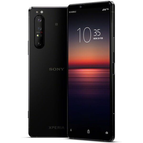 Sony Xperia 1 II, 8GB/256GB, Black