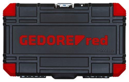 "Gedore Red Garnitura nasadnih ključev 1/4"""