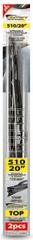Bottari brisalci, 510 mm, par