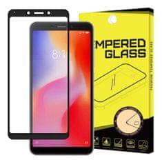 MG Full Glue Super Tough zaščitno steklo za Xiaomi Redmi 6A, črna