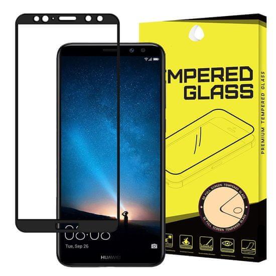 MG Full Glue Super Tough zaščitno steklo za Huawei Mate 10 Lite, črna