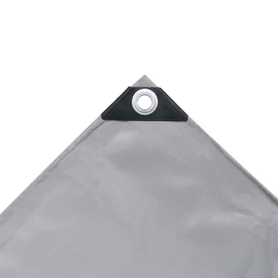 shumee Celta 650 g/m², 4x8 m, sivá