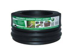 LanitPlast zahradní obrubník GARDEN EDGE HOBBY 10 m černý