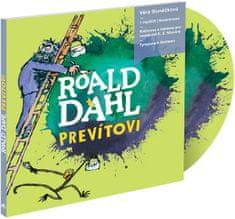 Dahl Roald: Prevítovi - MP3-CD
