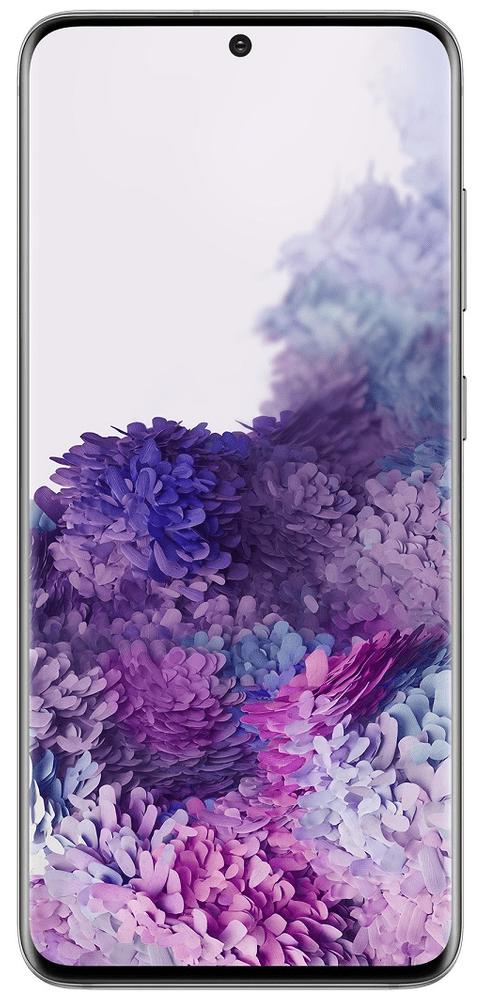 Samsung Galaxy S20, 8GB/128GB, White - rozbaleno