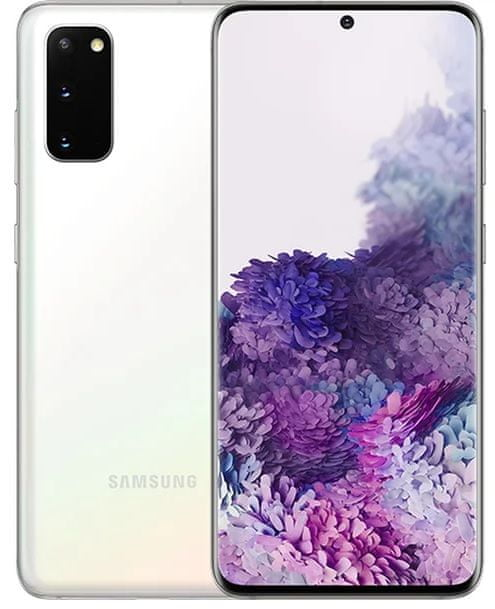 Samsung Galaxy S20, 8GB/128GB, White