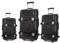 Target set potovalnih torb 3/1, črne (11-6181)