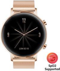 Huawei Watch GT2 Elegant pametna ura, 42 mm