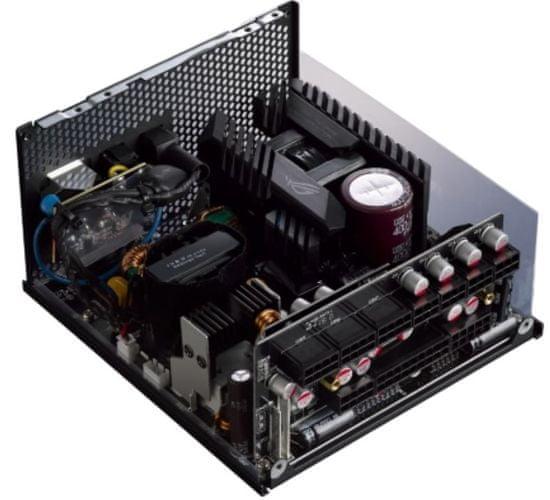 Asus ROG Strix 750 W, 80 PLUS Gold gaming modularni napajalnik