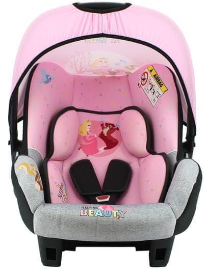 Nania Beone SP Princess Baby Luxe avtosedež 2020