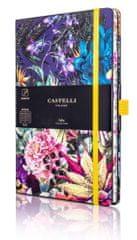 Castelli Italy Zápisník Eden Cocktaiel - A5, linkovaný