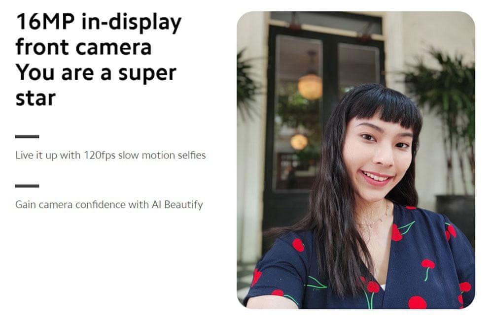 Sprednja kamera