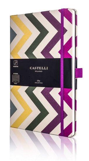Castelli Italy Zápisník Oro Frets