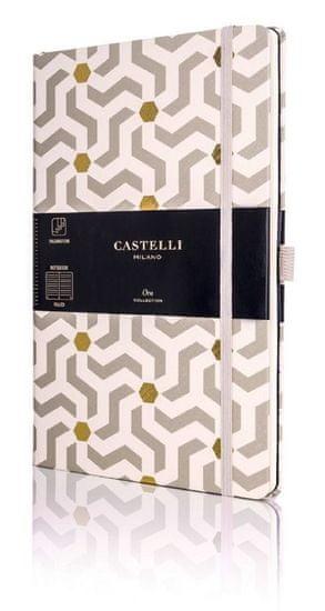 Castelli Italy Zápisník Oro Snakes