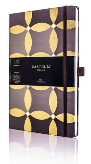 Castelli Italy Zápisník Oro Circles