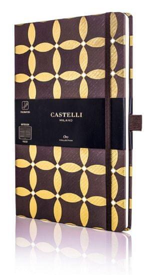 Castelli Italy Zápisník Oro Corianders