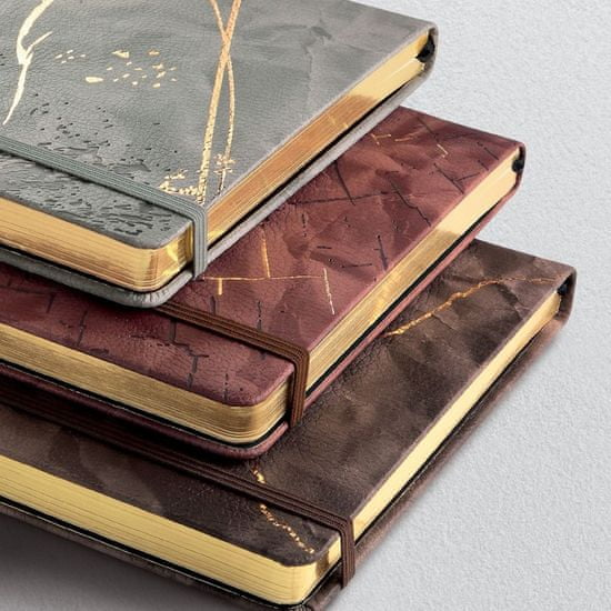 Castelli Italy Zápisník Wabi Sabi Bark