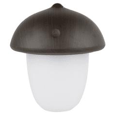 GOLDSUN Wireless Lamp 1926 - Fungus - Ciemne drewno - 2200 mAh