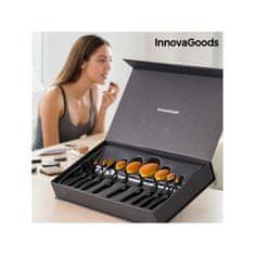 InnovaGoods komplet ovalnih čopičev za ličenje, 11-delni