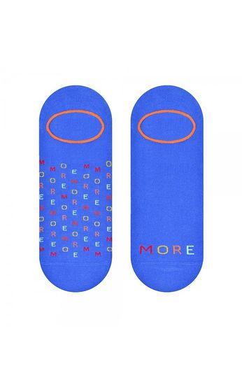 More Asymetrické pánské ponožky ťapky More 009
