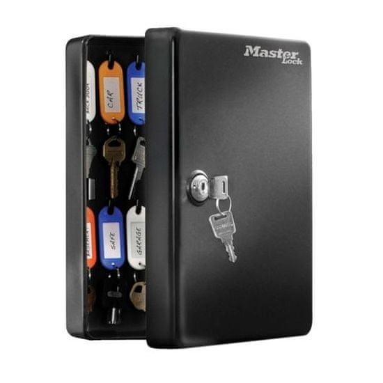 MasterLock Uzamykatelná skříňka Master Lock na 25ks klíčů KB-25ML