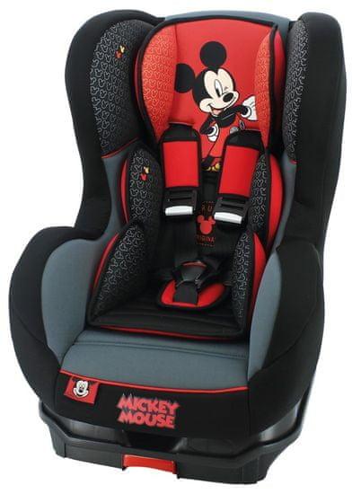 Nania Cosmo Isofix Mickey Mouse Luxe 2020 otroški avtosedež