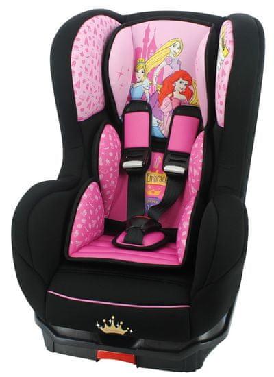 Nania Cosmo Isofix Princess Luxe 2020, dječja autosjedalica
