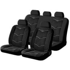 Cappa Autopoťahy SELECT čierna/biela