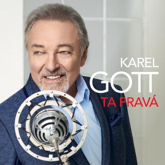 Gott Karel: Ta pravá - LP