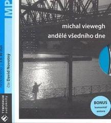Viewegh Michal: Andělé všedního dne - MP3-CD