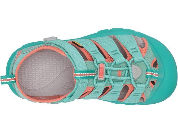 KEEN juniorské sandály Newport H2 Jr. 37 zelená