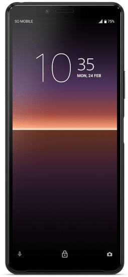 SONY Xperia 10 II, 4GB/128GB, Black