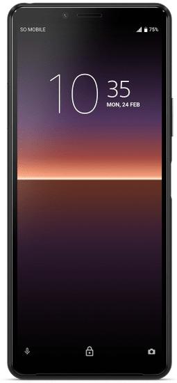 Sony Xperia 10 II, 4GB/128GB, Black