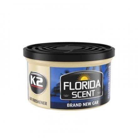 K2 osvježivač zraka Florida Scent Brand New Car