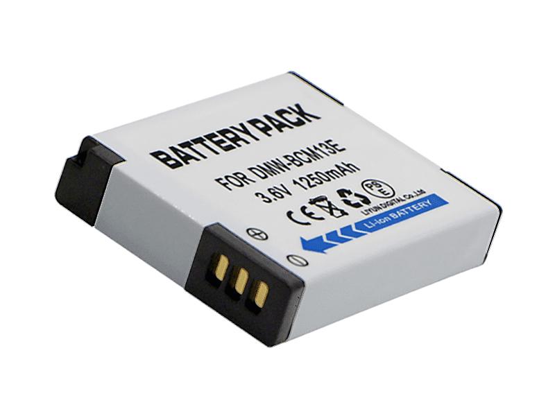 TRX Baterie Panasonic DMW-BCM13E - Li-Ion 3,6V 1250mAh
