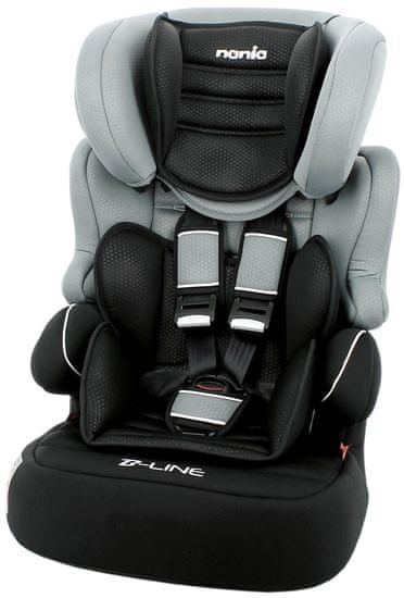 Nania autosjedalica BeLine SP Luxe 2020, Grey, siva