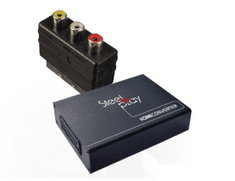 Steelplay kabel pretvornik Scart v HDMI - Odprta embalaža