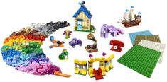 LEGO Classic 11717 Kocky kocky doštičky