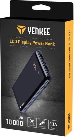 Yenkee YPB 1020 Display Power bank 10000
