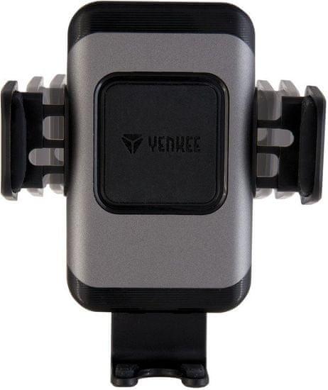 Yenkee YSM 610 Automatický držák do auta, 30017095, černá