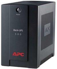 APC UPS brezprekinitveno napajanje Back-UPS BX500CI 300 W/500 VA