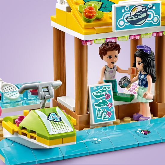 LEGO Friends 41433 Party čoln