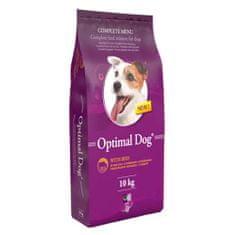 DELIKAN OPTIMAL DOG - beef 23/10 10kg
