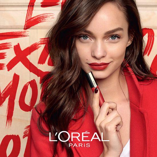 Loreal Paris Matowy płyn szminka Rouge Signature 7 ml