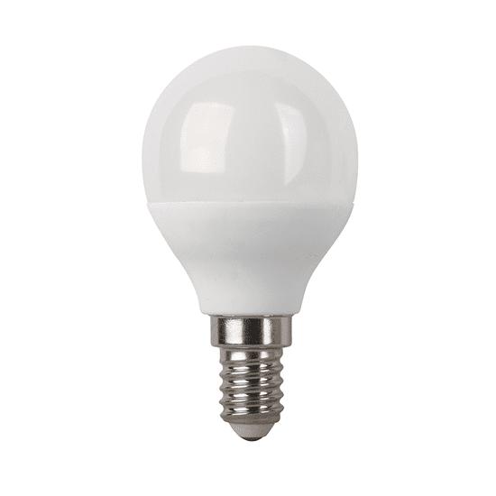 Diolamp SMD LED žárovka matná Ball P45 5W/230V/E14/3000K/440Lm/180°/A+